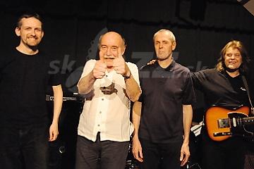 Martin Kratochvíl a Jazz Q © Patrick Španko