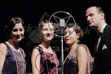 Serenaders Sisters a Miloš Stančík © Patrick Španko