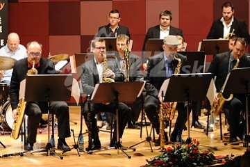 Matúš Jakabčic CZ-SK Big Band © Patrick Španko