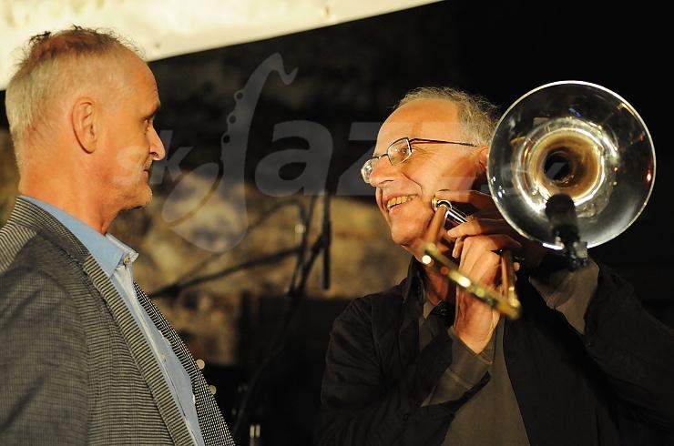 ar Klammer a Yves Robert, Leibnitz Jazz Festival 2017 © Patrick Španko