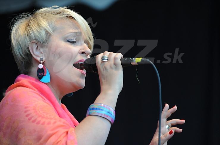 styna Stanko, Krystyna Stanko Band, Sopot Molo Jazz Festival 2017 © Patrick Španko
