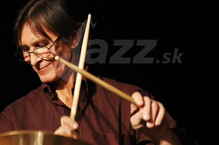 omír Helešic, Jurkovic-Uhlíř-Helešic, Jazz For Sale 2008 © Patrick Španko