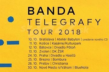 Banda Telegrafy Tour