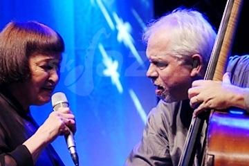 Sheila Jordan a Cameron Brown © Patrick Španko