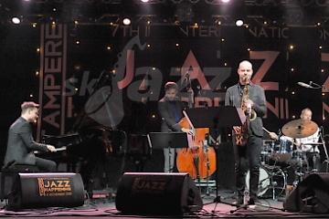 Jussi Lehtonen Quartet © Patrick Španko