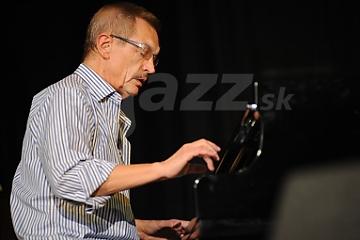 Emil Viklický © Patrick Španko