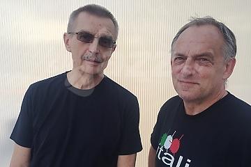 Emil a Jaroslav © Patrick Španko