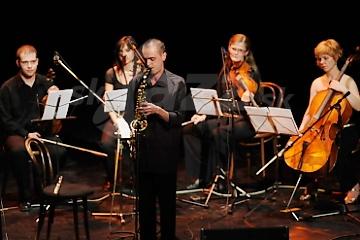 Adrián Harvan String Quartet © Patrick Španko