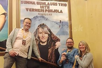 Sunna Gunnlaugs Trio © Patrick Španko