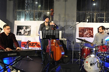 Alan Bartuš Trio © Patrick Španko