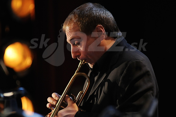 David Weiss, Viersen Jazz Festival 2008, © Patrick Španko
