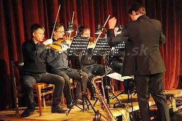 Adrian Harvan String Quartet © Patrick Španko