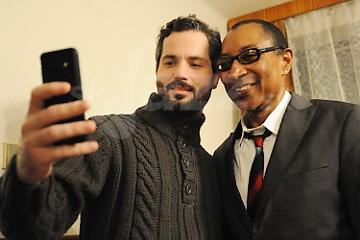 Selfie s Patchesom musí byť © Patrick Španko