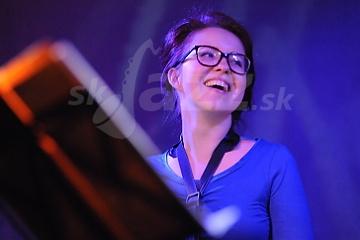 Lenka Molčányiová © Patrick Španko