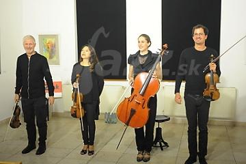 Radio.String.Quartet © Patrick Španko