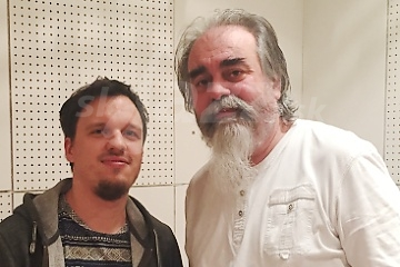 Tibor Feledi a Patrick Španko © Patrick Španko
