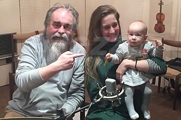 Patrick Španko, Andrejka Kružliaková s dcérkou © Patrick Španko
