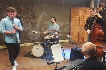 Šimon Štimel a Trio Gaba Jonáša © Patrick Španko