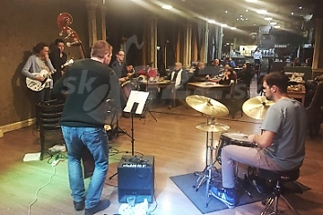 Jam session © Patrick Španko