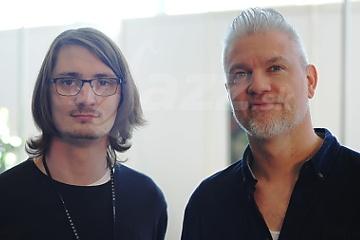 Peter a Einar © Patrick Španko