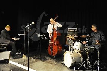 New Trio MUH © Patrick Španko