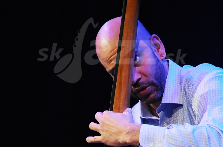 c Revis, Branford Marsalis Quartet, klub Porgy and Bess, Vienna 2012 © Patrick Španko