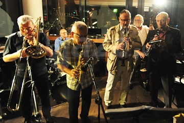Starí bardi slovenského jazzu © Patrick Španko