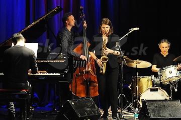 Strassmayer - Mondlak Quartet © Patrick Španko