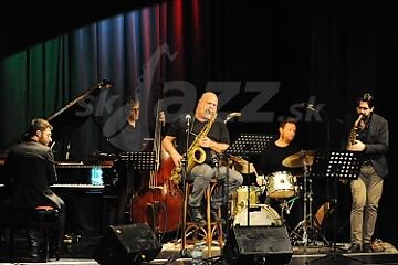 Gianfranco Manzella Quintet © Patrick Španko