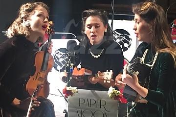 Paper Moon Trio vokálne ... © Patrick Španko