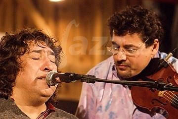 Tonino Horta a Rudi Berger © Patrick Španko