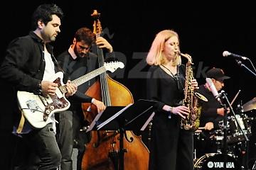 Olga Amelchenko Quartet © Patrick Španko