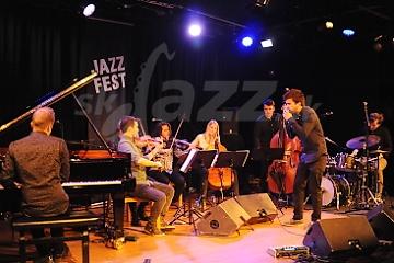 Sondre Ferstad Ensemble © Patrick Španko