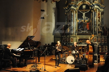 Tamara Obrovac Transadriatic Quartet © Patrick Španko