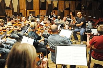 Milo Suchomel Orchestra © Patrick Španko