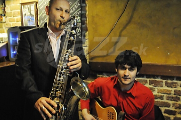 Milo Suchomel a Pavol Bereza © Patrick Španko