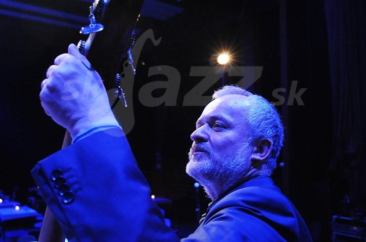 ert Ragan, Ludo Kuruc Band, Top Jazz Fest 2015 © Patrick Španko