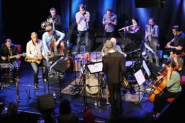 Trondheim Jazz Orchestra © Patrick Španko