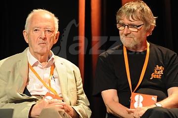 Igor Wasserberger a Adam Baruch  © Patrick Španko