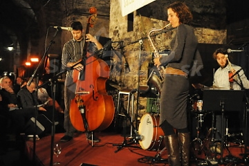 Tori Freestone Trio © Patrick Španko