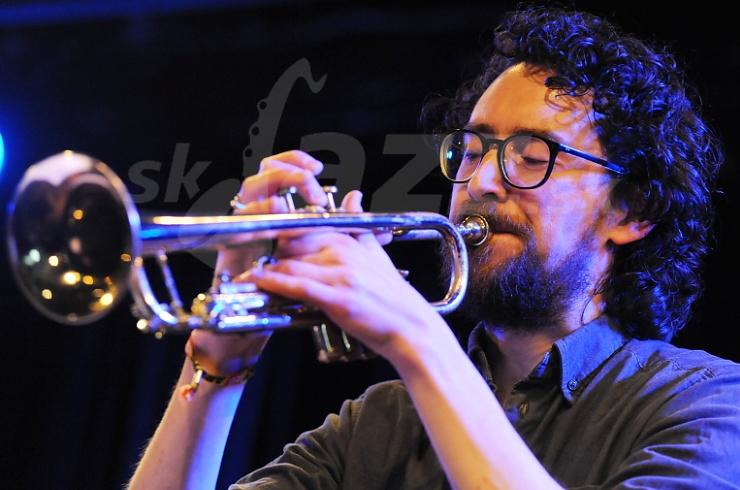 den Powell, Iro Haarla Quintet, Trondheim Jazzfestival 2019 © Patrick Španko