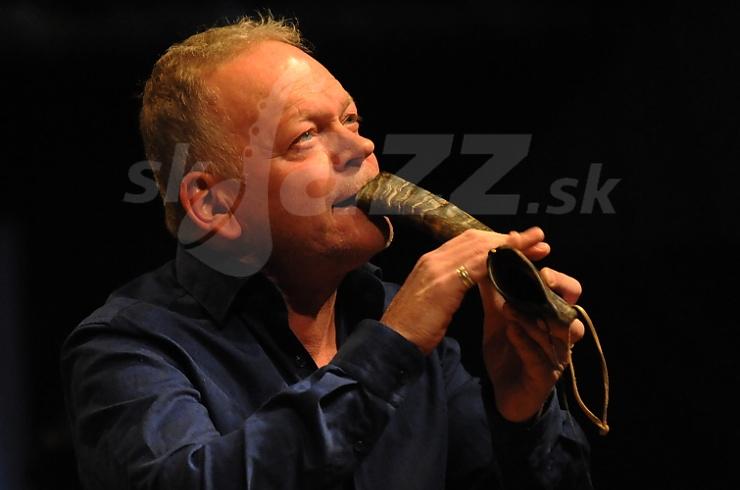 l Seglem, Karl Seglem Group, Trondheim Jazzfestival 2019 © Patrick Španko
