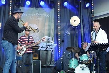 Tom Trio Tomka Dąbrowskego a Irek Wojtczak © Patrick Španko