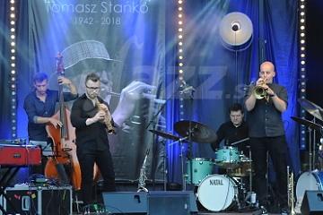 Jan Kantner Quartet © Patrick Španko