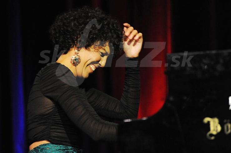 Marialy Pachero, Pachero - Sosa Duo, Leibnitz  Jazz Festival 2018 © Patrick Španko