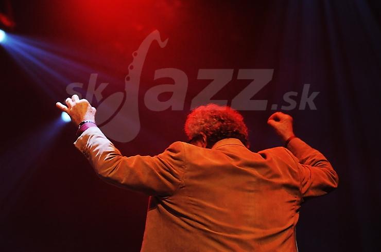 hael Abene, WDR Big Band, Jazz Festival Viersen 2009 © Patrick Španko