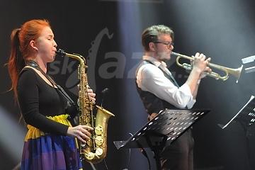 Lenka Molčányiová a Michal Cálik © Patrick Španko
