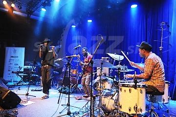 Chris Dave and Drumhedz © Patrick Španko