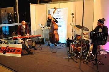 Alan Bartuš Trio © Patrick Šúanko