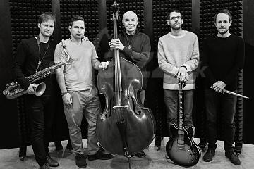 Jaromír Honzák Quintet © Zuzana Böhnisch